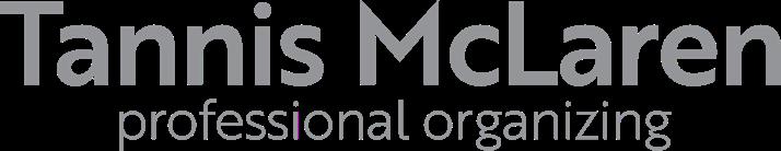 Tannis McLaren Logo